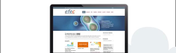 Un nouveau site Internet pour l'EFEC