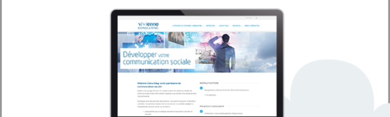 Vivienne Consulting lance son site Internet